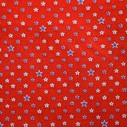 Cotton, poplin, stars, 13115-002
