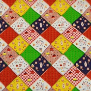 Cotton, poplin, patchwork, 13116-002