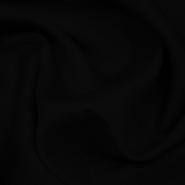 Šifon krep poliester, 13176-39 crna