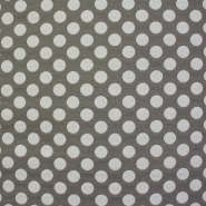 Deco jacquard, dots, dark beige, 13181-1001 - Bema Fabrics
