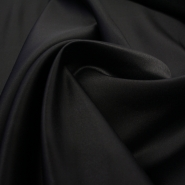 Decorative satin, 13205-08, black / bronze