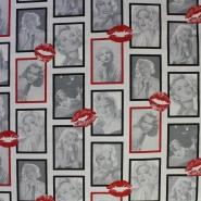 Deco, print, Marilyn, 13308-01 - Bema Fabrics