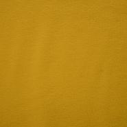 Jersey, viskoza, gorčično rumena, 13337-37